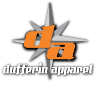 Logo for Dufferin Apparel